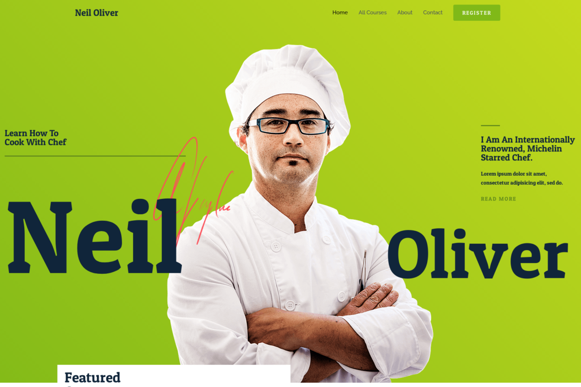 Online Cooking Courses