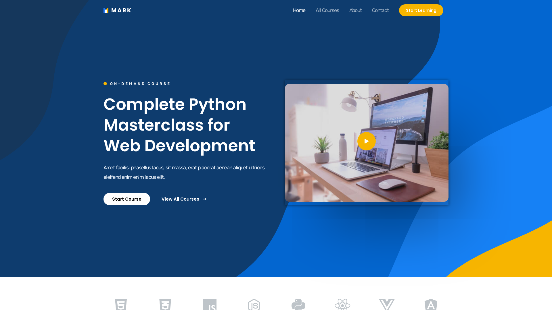 Online Programming Course